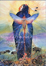 Shaman Prairy Sphinx - Connecting the feminine energy through expanded consciousness of the shaman to heal my breast cancer